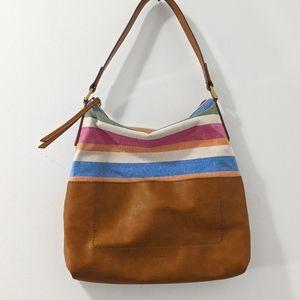 EUC Fossil Shoulder Bag